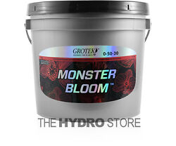 Grotek Monster Bloom 5 KG - booster flower enhancer hydroponic nutrient 5kg