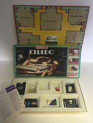 cluedo board game waddingtons free p p