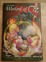 Grimm Fairy Tales Presents Warlord Of Oz Hc Reprints 1-6 Dust Jacket