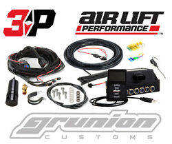 Air Lift 3p Digital Air Bag Suspension Pressure Control System 3/8 Low Riders