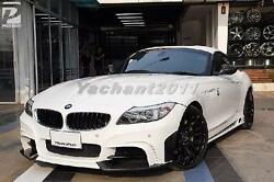 Frp Body Kit Fitfor 09-13 Bmw Z4 E89 Rw White Wolf Edition Bumper Wing Skirts