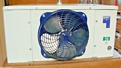 New Larkin Air Defrost 1 Fan Walk In Cooler Evaporator 4000 Btu's EC Motors