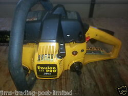 Used Poulan Pro 222 Chainsaw For Parts