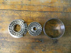 Stainless Steel Medium Stator Rotor And Spacer For High Shear Mixer