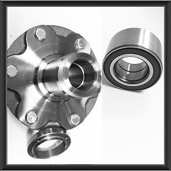 Front Wheel Hub And Bearing For Toyota Sequoia 2wd Only 2001-2007 Single Fast Ship