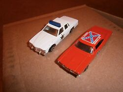 1969 dodge charger ertl general lee dukes