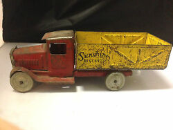 metalcraft white truck from 1930 sunshine