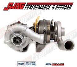08-10 Ford 6.4 6.4l Powrerstroke Diesel High And Low Pressure Complete Twin Turbo