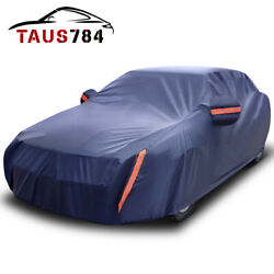 Full Car Cover Waterproof Dust-proof Uv Resistant Outdoor All Weather Protection