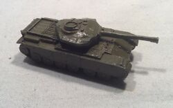 collectable benbros centurion diecast tank