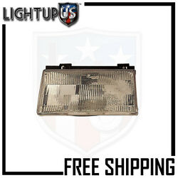Headlights Headlamps for 92-94 Ford Tempo Mercury Topaz Right Side Only