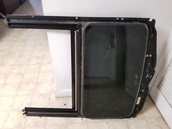 2003 2004 2005 2006 Lincoln Ls Complete Sunroof Frame Glass Motor Module