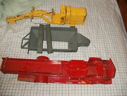 doepke adams grader body bottom dump body