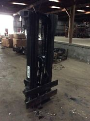 2368154 Clark Forklift 4775m1002 Outer Rail Assy. Good Used 34.001