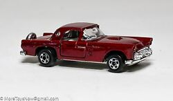 zylmex ford t bird die cast car 1 64 nm