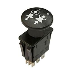 Scag Zero Turn Mower Deck Engage / Pto Clutch Switch - Fits Freedom Z And Cheetah
