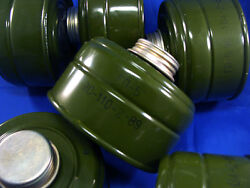 6x Gas Mask Filter Replacement Charcoal Gp5 Gp4 Gp7 Pmg Russian Soviet Ussr