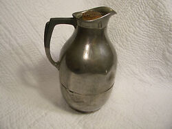 Antique American Thermos Bottle Co.usa Patent No 995985 June 20 1911 Used