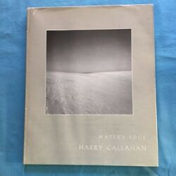 Water's Edge - First Trade Edition Signed By Harry Callahan