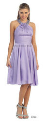 SALE ! NEW SHORT BRIDESMAID GRADUATION HOMECOMING COCKTAIL PROM DRESS UNDER $100