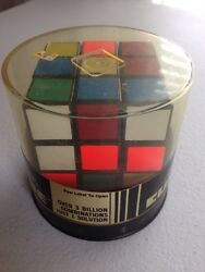 rubik cube original 1980 original package