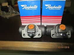 65 66 67 68 69 70 71 72 73chevelle Rear Wheel Cylinders Pair L+r Raybestos