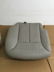 Mercedes Benz Oem Gl450 W164 Rear Right Single Second Row Lower Seat Gray