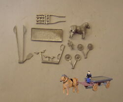 Pandd Marsh N Gauge N Scale E201 Horse Drawn Dray Gwr Kit Requires Painting