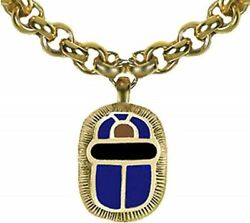 Museum Reproductions Summer Special Egyptian 1-charm Scarab Bracelet