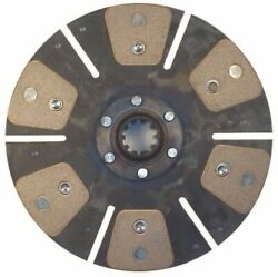 533703 Clutch Disc 6 Pad For Case Ih 303 403 503 615 715 Combine
