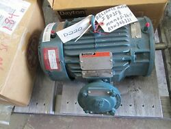 Reliance Electric Xex Ieee-45/abs Duty Master Motor Id 6732566a L001 New