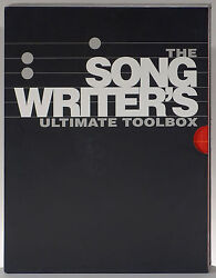 Rikky Rooksby Songwriter's Ultimate Toolbox 3 Books Cds Guitar Altered Tunings