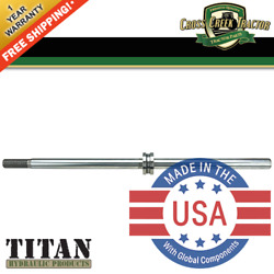 E3nn3a747aa New Steering Cylinder Shaft For Ford Tractor 5610, 6610, 7610, 7810+