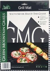 Green Mountain Grill Gmg Bbq Grilling Mat, Frogmat, Small, Non-stick, Gmg-4019