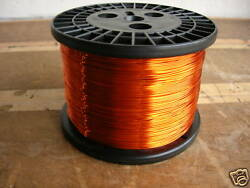 Awg 16 Copper Magnet Wire H200c High Temp 10 Lbs