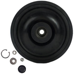 14 Front Idler Wheel Kit Fits Cat 257b Rubber Track 223-8396 2238396 Rw4