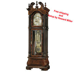 The J.H. Miller II 611-031Howard Miller Grandfather  By Clocks By Christopher