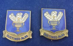 U.s.army Air Force Tech Training Cmd Di's Matched Set Of Pb