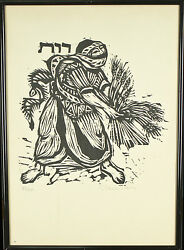 Proverbs Set Of 12 Woodcuts By Stavroulakis Nikos Signed Ltd Edition 72/500
