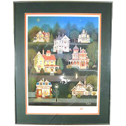 Not Everyone Can See A Unicorn By K. Chin Signed Le 1844/5000 Lithograph