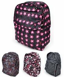 My Basic School Backpack Kid#x27;s Patterned Cool School Bag Great for Books $11.99