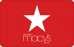 Macyand039s Gift Card - 25 50 100 Or 200 - Email Delivery