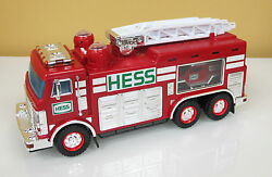 Hess 2005 Emergency Truck With Rescue Vehicle