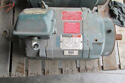 Reliance 06kl438333-wy 5hp 1780 Rpm 4p 230/460 Volts L215bc Fr Inverter Duty