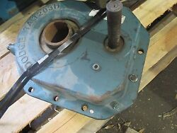 Dodge Gear Shaft Mount Ta3203h With Backstop