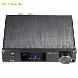 S.M.S.L Q5 HiFi Digital Stereo Audio Amplifier Amp with Remote Controller R3L1