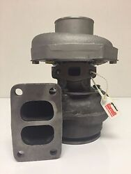 Ford Tw-15 Tw-20 Tractor W/401dt Eng Turbocharger - Garrett Airesearch