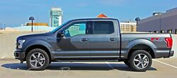 Sideline | 2015-2018 F-150 Ford Truck Decals Vinyl Graphics 3m Kit Wet Install