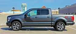 Sideline   2015-2018 F-150 Ford Truck Decals Vinyl Graphics 3m Kit Wet Install