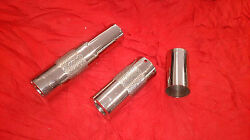 Antique Excelsior Complete Exhaust Valve Covers 1918-24